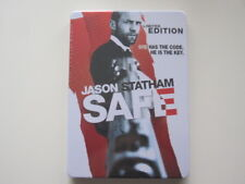 SAFE  - DVD - LIMITED EDITION - (SEALED) - STEELBOX
