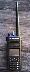 Motorola DP4801 VHF + Option Board CRI