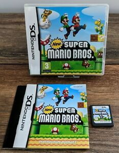 Nintendo DS New Super Mario Bros.