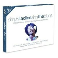 SIMPLY LADIES SING THE BLUES 2 CD NEW!