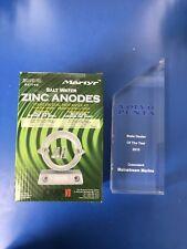 Volvo Penta 290 Duo Prop Zinc Anode Kit 852835 875821