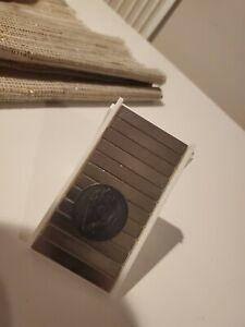 Magnetic Test kit for silver coins & Bars Neodymium Magnet Tester Silver Slide