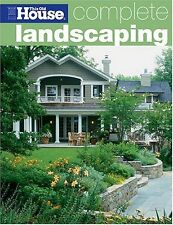 This Old House Landscaping (This Old House Complete) by Editors of This Old Hous