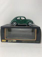 1:18 Maisto Special Edition Volkswagen Export Sedan 1951 Green 31820