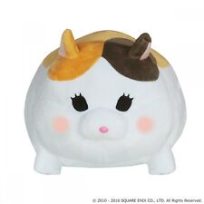 Square ENIX Final Fantasy XIV 14 Online Fat Cat Cushion Plush Super Sized 8""