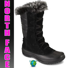 The North Face Women's Size 7 Nuptse Purna Winter Boots Black