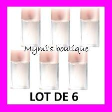 Set of 6 bottles water de toilette SOFT MUSK new - scent butternut sensual