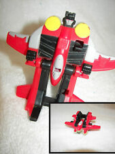 """TRANSFORMERS  MC DONALDS HAPPY MEAL TOY OF jet/plane  4"""""""