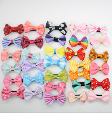 40pcs Girls Kids Baby Children Toddler Flowers Hair Clip Bow Accessories Hairpin