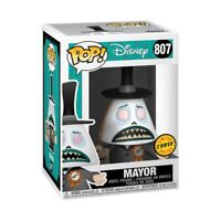 Funko Pop! Nightmare Before Christmas - Mayor w/Megaphone Chase Figure