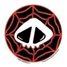 Agorables spiderweb sticker skull punk emo gothic goth