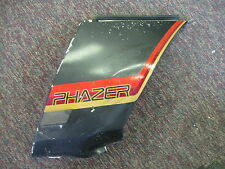Snowmobile Yamaha Phazer 480, 1985 Hood Left Side  80K-2197H-00-00