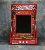 Bar / Table Top Classic Arcade Machine with 60 Classic Games - Donkey Kong Theme