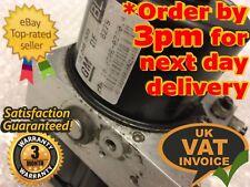 Vauxhall Astra / Zafira ABS Pump 13246535 BL 10.0206-0290.4 10.0960-0554.3 2046