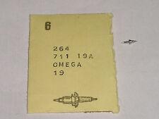Omega balance staff 19'' ht.523 axe de balancier Unruhwelle Ronda 1170 / DCN 264