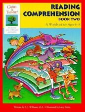 Reading Comprehension Book Two: A Workbook for Ages 6-8 Gifted & Talented
