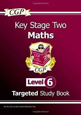 KS2 Maths Study Book: Level 6 - for SATS until 2015 only,CGP Books