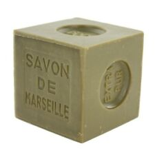 French Marius Fabre Marseille Soap - 400g Cube Shaped Soap - Olive