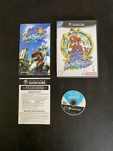 Super Mario Sunshine Nintendo GameCube AUS PAL Version 🔥HOT GAME🔥