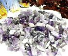 Amethyst Mini Gemstone Chips - Candlemaking Orgonite Wicca Roller Crystals