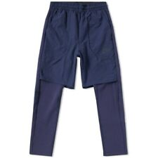 Nike Tech Fleece Pant XS 829568-451 2 In 1 Combo Obsidian Shorts Tights Training