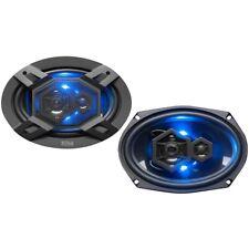 "BOSS Audio - Elite 6"" x 9"" 3-Way Car Speakers with Polypropylene Cones (Pair)..."