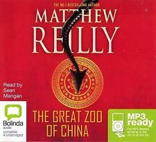 Matthew REILLY / The GREAT ZOO of CHINA      [ Audiobook ]