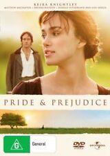 N13 BRAND NEW SEALED Pride And Prejudice (DVD, 2006)