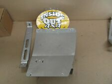 DISCOVERY 2  REAR MUD FLAP BRACKET WITH STAYS  N/S L/H PASSENGER GALVANISED