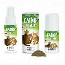 More details for catit senses 2.0 cat / kitten catnip spray shaker roll-on excitement toys posts