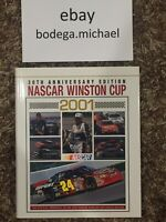 nascar winston cup yearbook 2001
