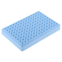 Blue Hobby Airbrush Spray Booth Clip Base Stand Paint Model Part Holder