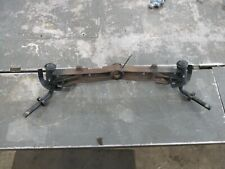 HUSQVARNA YTH2548 CRAFTSMAN  FRONT AXLE WITH SPINDLES  195968