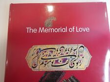 THE MEMORIAL OF LOVE IN THE WORKS OF JALIL RASSOULI 1996 calligraphy Persian