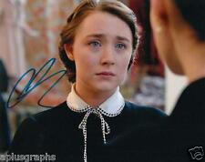 SAOIRSE RONAN.. Oscar Hopeful: Brooklyn - SIGNED