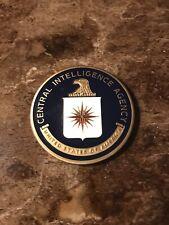 Challenge Coin CIA