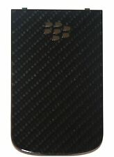 100% Original Genuine Blackberry Bold 9900 Battery Back Cover Case Black Grade B