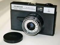 USSR LOMO SMENA SYMBOL Soviet / Russian 35mm Camera, T-43 (4/40)