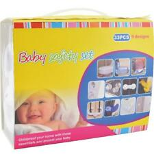 Kindergard Complete Babyproof 33 Piece Home Safety Kit