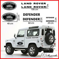 adesivi per fuoristrada 4x4 off road land rover defender 90 auto decalcomania x