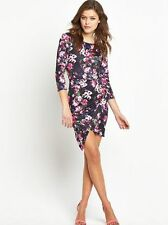 Knee Length Stretch, Bodycon Floral Tall Dresses for Women