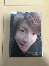 Arashi LOVE 2013 official concert goods - Photo set Aiba Masaki (BRAND NEW)