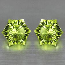 9.05CTS Wonderful 100% Natural Unheat Scapolite pair-loose gemstone
