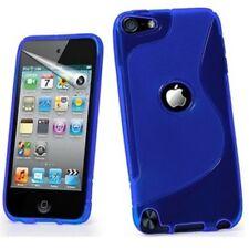 Carcasa Silicona Azul para iPod Touch 5 Gel TPU a1122