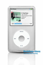 Remix Hard Shell Case for iPod Classic 6th 7th Gen 80GB/120GB/160GB Sliver/Clear