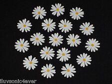 """1 1/4"""" Daisies Daisy flower 18 piece die cuts"""
