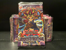 YuGiOh! 1st Edition Labyrinth of Nightmare Booster Pack Sealed