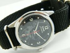 VINTAGE HMT JANATA WINDING INDIAN MEN'S WATCH 377-a189017-5