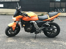Kawasaki 2006 Z750 Orange - Full overhaul, new tyres, clearances, oil, filters