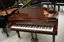 Schiller Leipzig Performance  Grand Piano Walnut Polish